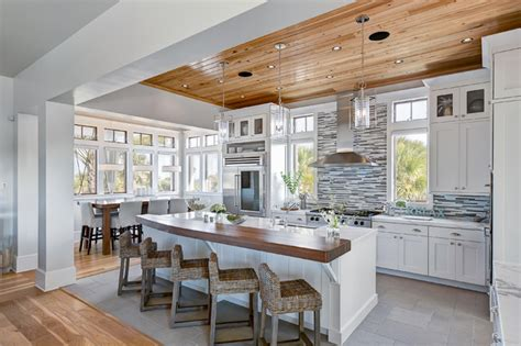 beach kitchen design ponte vedra residence beach style kitchen