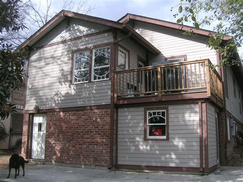 dog house under deck brown dog construction