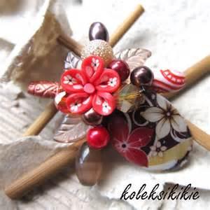 Gelang Chrom Motif Lukis Cantik variasi bros bahan kerang oval lukis blogkoleksikikie
