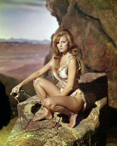 raquel welch cave vintage glamour girls raquel welch in quot one million years