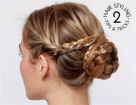 winter hairstyles steps 10 easy winter hairstyle tutorials
