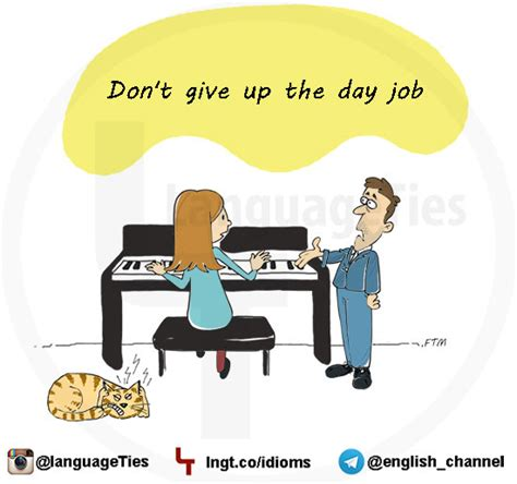 Dont Up The meaning image and exle of don t give up the day