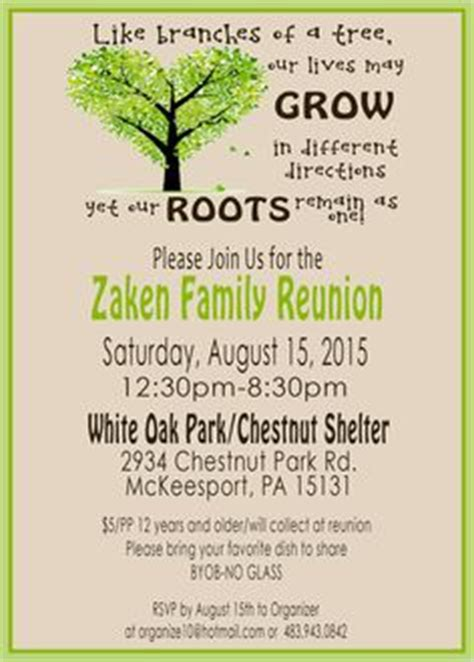 Save The Date Flyer Family Reunion Printable Digital Invitation Pinterest Family Family Reunion Invitation Templates Free