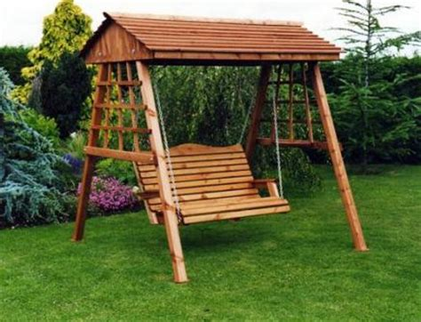 garden hammocks and swings 4ft wooden garden swing hammock tony ward furniture