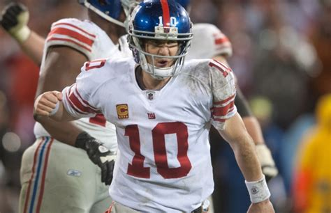 Eli Manning Yogi Berra by It S Deja Vu All Again Giants Will Meet Patriots In