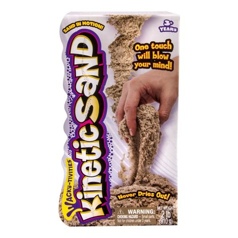 two pounds kinetic sand less than 10