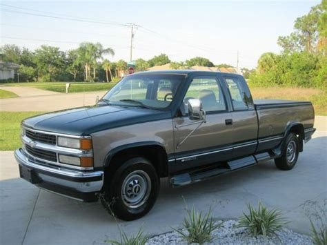 automobile air conditioning repair 1997 chevrolet 2500 navigation system sell used beautiful 1997 chevrolet silverado 2500 extra cab 8 bed 2 wd 454 extra clean in port