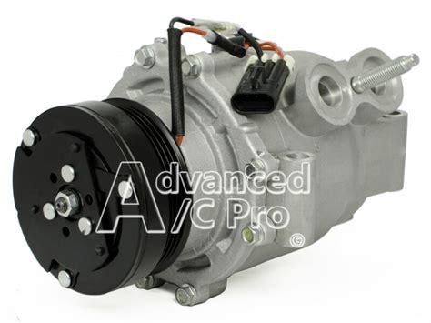 new a c ac compressor fits 2003 2009 chevrolet trailblazer v8 3pin see chart ebay