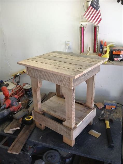 table   pallets wood pallet furniture diy