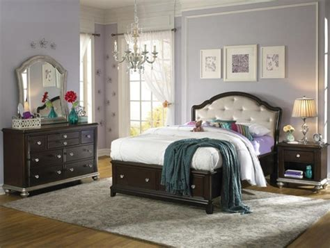 twin girls bedroom set samuel lawrence girls glam 7 piece twin bedroom set in