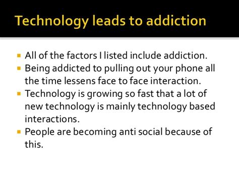 What Pulls Out Lead For Detox by Technology Creates Social Isolation And Neurosis