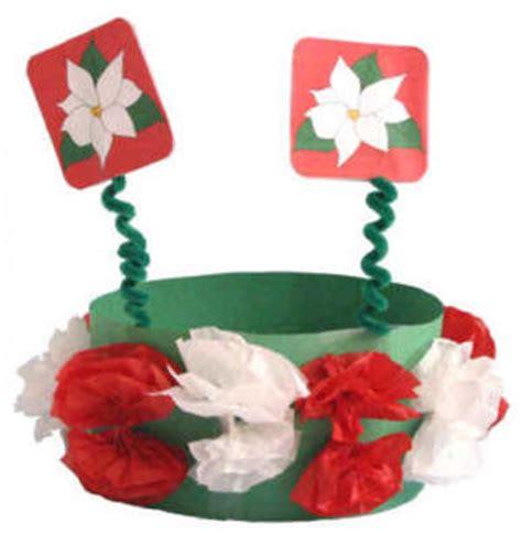 dltk christmas decoration crown or hat