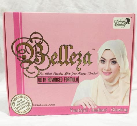Produk Belleza belleza collagen