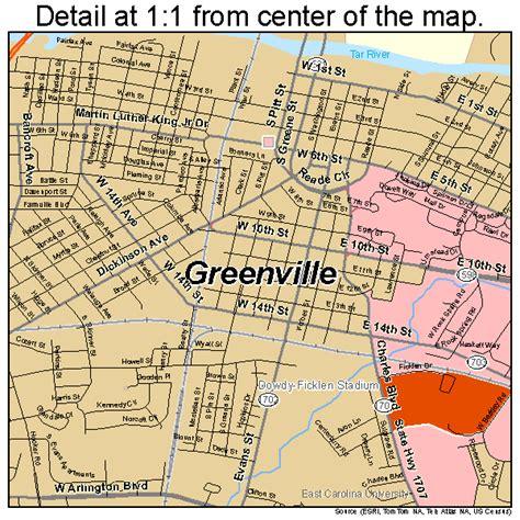 map of greenville carolina greenville carolina map 3728080