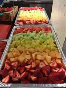 Backyard Burger Reviews Party Fruit Trays Yelp