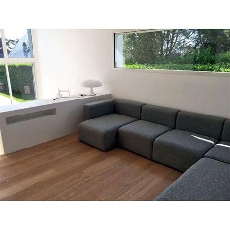 hay mags sofa sofa mags en tissu les modules hay