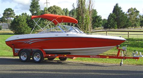 bimini top for reinell boat reinell 204lse bowrider 2006 apex marine