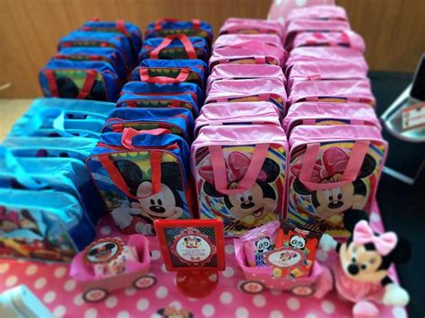 Minnie Mouse Birthday Giveaways - baby keira 1st minnie mouse birthday party baby shower ideas themes games