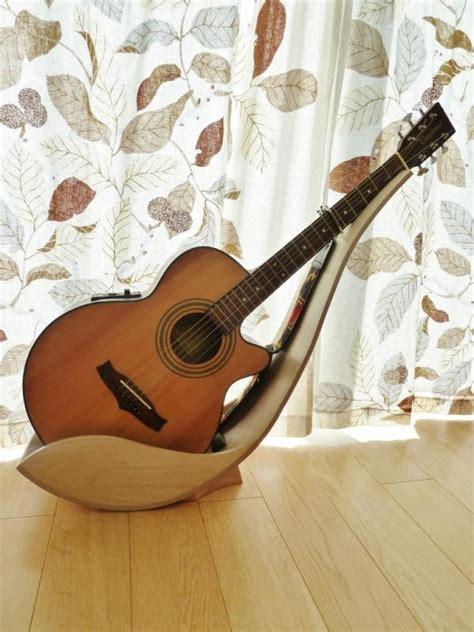 wooden guitar stand  tom norrington  coroflotcom