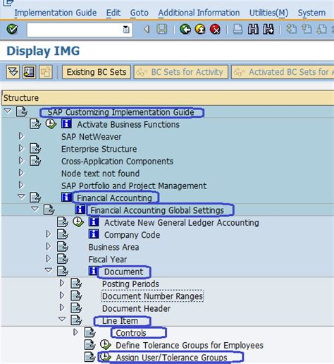 sap tutorial financial accounting sap financial accounting global settings configuration steps