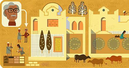 doodle de hoy 7 de julio puebla revista hoy el doodle de hassan fathy