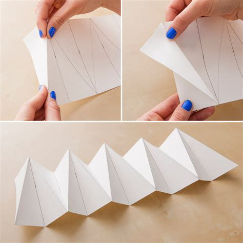 How To Make L Shades Using Paper - these diy origami l shades are our new obsession brit