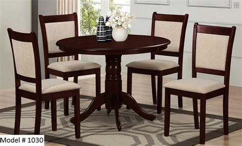 Furniture Stores Yorkton by Solid Wood 5pcs Dinning Set With 42 Quot Table Free Deli In Toronto On Furniture