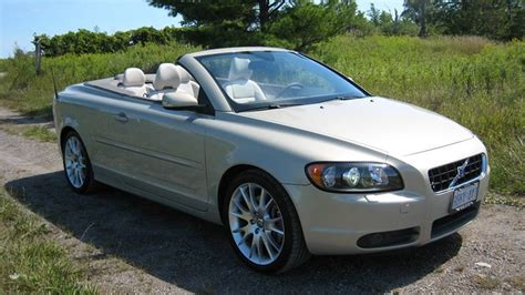 volvo used used volvo c70 review 2006 2013