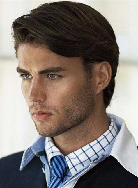 Haircuts For Guys With Medium Hair by Mens Medium Hair 2015 Mens Hairstyles 2018