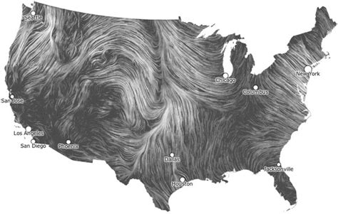 visualization of the week forecasting us weather map wind direction storm prediction center wcm