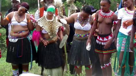 Zulu Wedding Ceremony by The Traditional Zulu Wedding Udwendwe Celebration