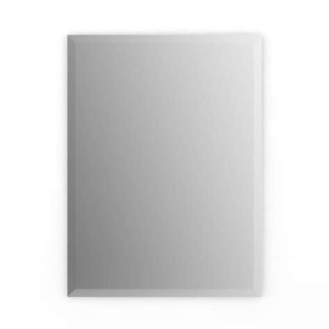 delta 24 in x 31 in m1 rectangular frameless
