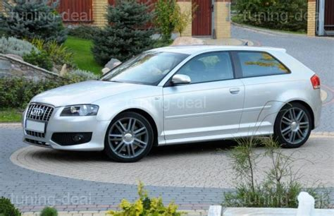 Frontschürze Audi A3 by Tuning Deal