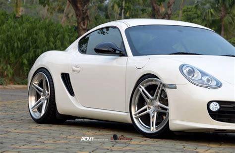 Porsche Cayman Felgen by Porsche Cayman On Adv 1 Wheels Autoevolution
