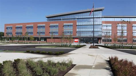 Ashland Mba Center Columbus Oh 43229 by Aep Transmission Office Building Ruscilli Construction
