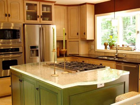 idea kitchen design glass tops for cool and unusual kitchen designs from