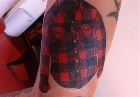 tartan tattoo designs flannel shirt tartan misc tattoos