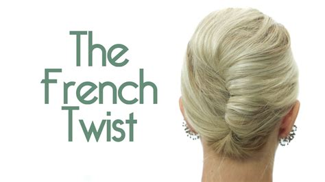 Step To Step Guide On French Roll | how to make the french twist step by step guide