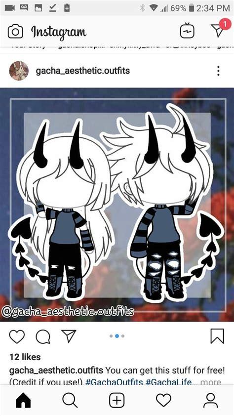 pin  itzshadow  gacha life outfits anime outfits