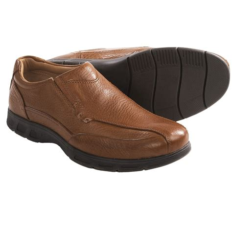 johnston and murphy shoes johnston and murphy kendry slip on mens dress sandals