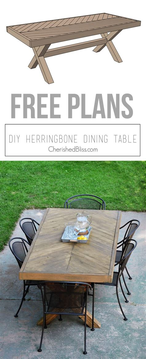 rustic outdoor table plans best 25 outdoor tables ideas on farm style