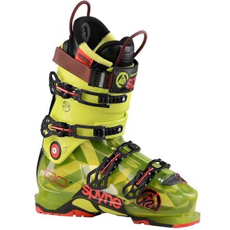 k2 ski boots k2 spyne 130 hv ski boots 2017 evo