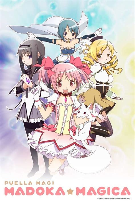 anime genre dark the odd ones out the dark side of the magical girl genre
