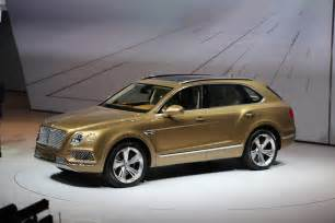 Bentley Suv Prices 2017 Bentley Bentayga Suv Review Auto List Cars Auto