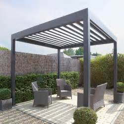 Metal Pergola by Best 25 Aluminum Pergola Ideas On Pinterest