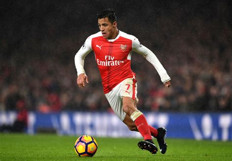 alexis sanchez news alexis sanchez would be a guaranteed starter in famous
