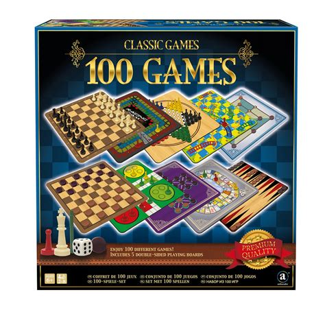 www games classic games collection 100 game set