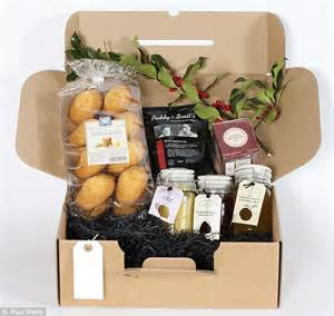 Hamper heaven! From £40 to £1,000, those gift baskets have never been so exotic   Daily Mail Online