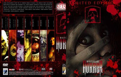 masters of horror season 1 vol1 v2 tv dvd custom