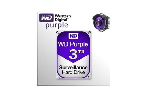 Wd Purple 3 5 Cctv 3tb wester digital purple disco duros cctv dvr 3tb hdd hdcvr